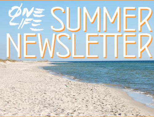 OneLife Summer Newsletter